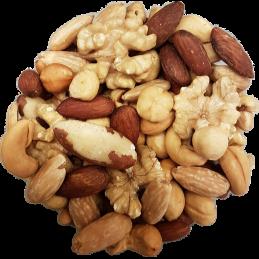 Gemengde noten ongezouten...