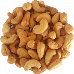 Cashewnoten ongezouten 30 gram